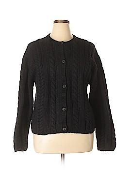 J. Crew Wool Cardigan Size XL
