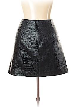 Banana Republic Faux Leather Skirt Size 10