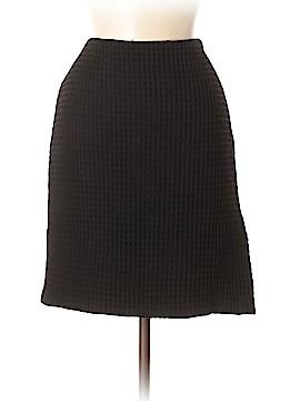 Linda Allard Ellen Tracy Wool Skirt Size 14 (Petite)