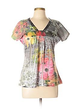 Vintage Suzie Short Sleeve Top Size L (Petite)