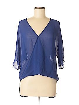 WAYF 3/4 Sleeve Blouse Size M