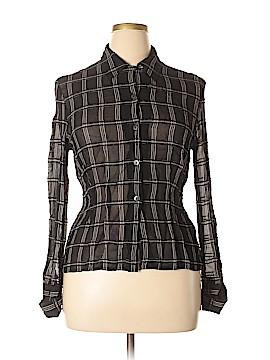 Zanella Long Sleeve Blouse Size 14
