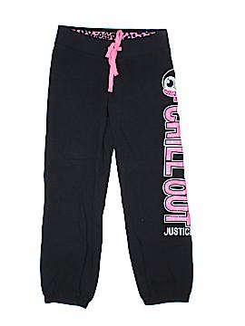 Justice Sweatpants Size 8