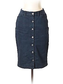 Brooks Brothers Denim Skirt Size 0