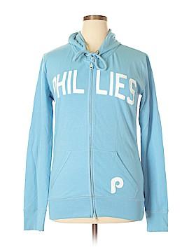 47 Brand Zip Up Hoodie Size XL