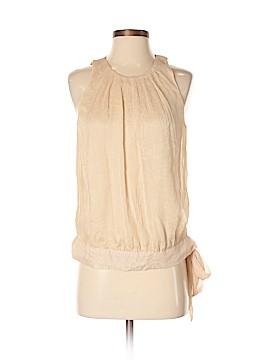 Sunny Leigh Sleeveless Blouse Size S
