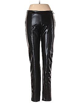 Armani Exchange Faux Leather Pants Size 8