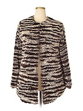 Adrienne Landau Coat Size XL