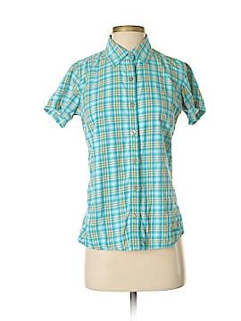 Marmot Short Sleeve Button-Down Shirt Size S