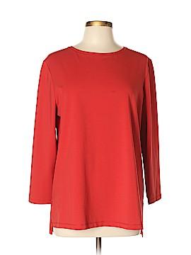 Lafayette 148 New York Long Sleeve Blouse Size XL