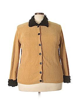 Carolina Colours Cardigan Size 18 - 20 (Plus)