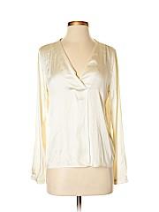 H&M Women Long Sleeve Blouse Size 2