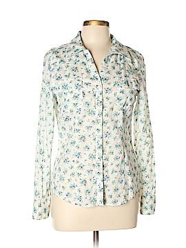Buffalo by David Bitton Long Sleeve Button-Down Shirt Size L