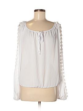 XOXO Long Sleeve Blouse Size M