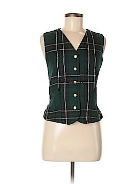Pendleton Tuxedo Vest Size 8