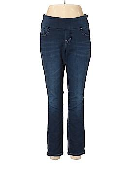 Jag Jeans Jeans Size 14 (Petite)