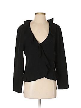 Liz Claiborne Wool Cardigan Size L (Petite)
