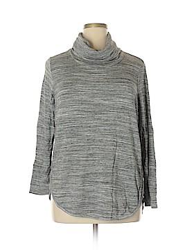Andrea Jovine Pullover Sweater Size 1X (Plus)