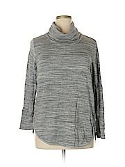 Andrea Jovine Women Pullover Sweater Size 1X (Plus)