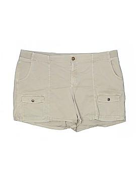 SONOMA life + style Cargo Shorts Size 22 (Plus)