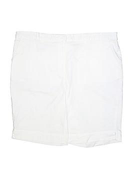 Kim Rogers Khaki Shorts Size 20 (Plus)