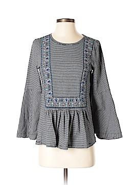 BCBGMAXAZRIA Long Sleeve Top Size S (Petite)
