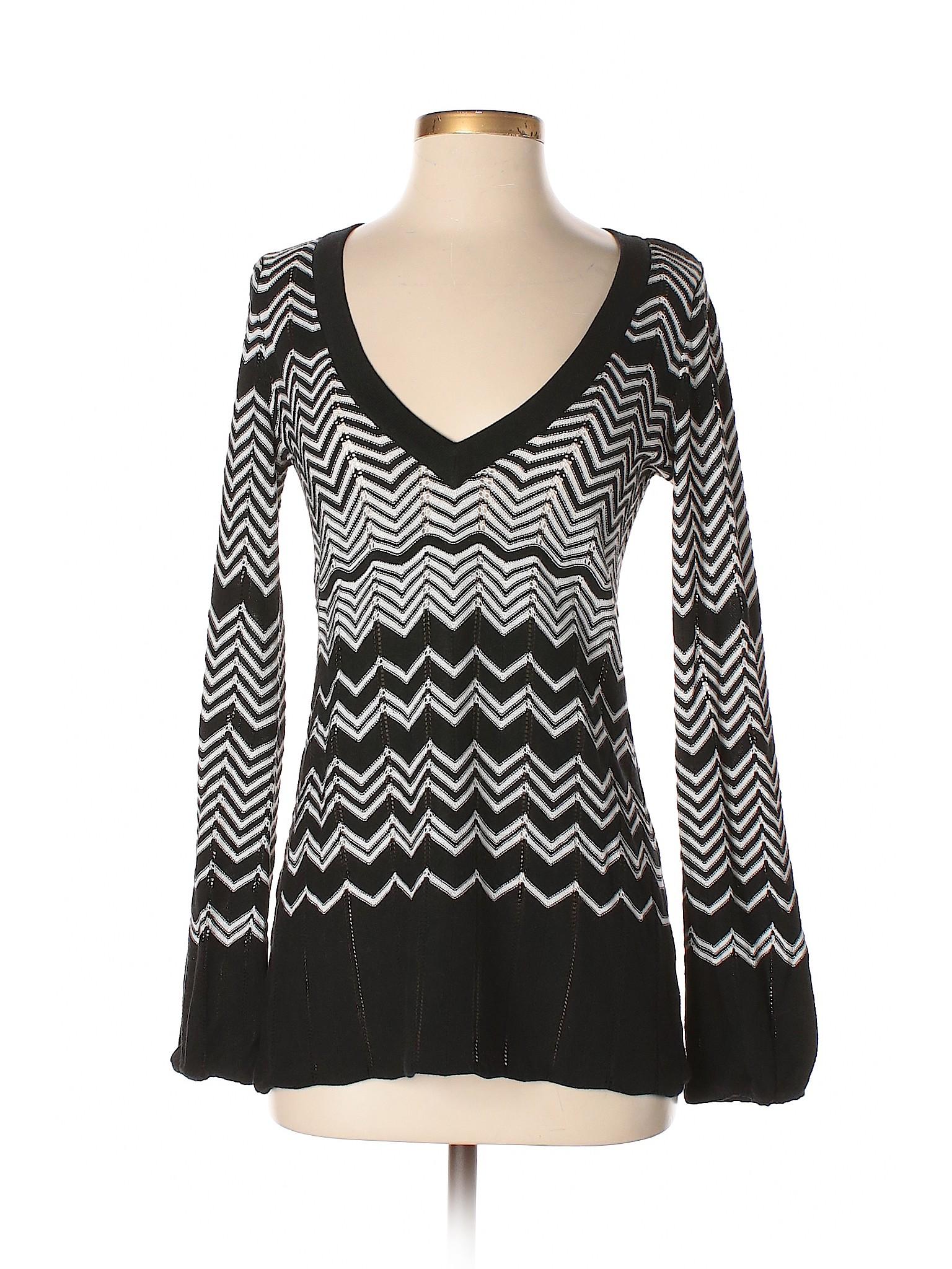 Boutique House White Black Market Sweater Pullover rxrSw