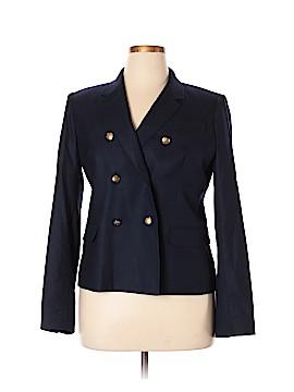 J. Crew Wool Blazer Size 16