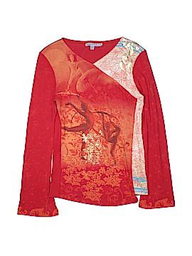 Cirque Du Soleil Long Sleeve T-Shirt Size M