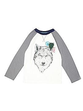 Cherokee 3/4 Sleeve T-Shirt Size S (Youth)