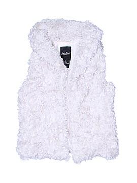 Me Jane Faux Fur Vest Size 10