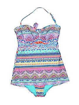 Jessica Simpson One Piece Swimsuit Size L