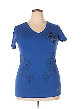 Katydid Collection Short Sleeve T-Shirt Size 3X (Plus)