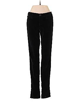 Current/Elliott Velour Pants 27 Waist