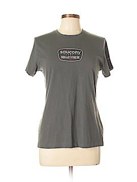 Saucony Short Sleeve T-Shirt Size L