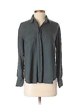RVCA Long Sleeve Blouse Size XS