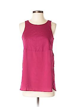 Madewell Sleeveless Silk Top Size XS