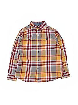 Eddie Bauer Long Sleeve Button-Down Shirt Size 5
