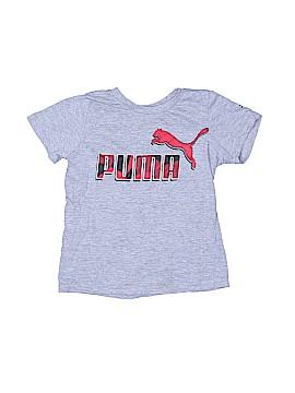 Puma Short Sleeve T-Shirt Size 8