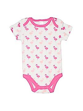Baby Kiss Short Sleeve Onesie Size 6-9 mo