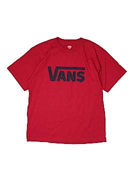 Vans Short Sleeve T-Shirt Size X-Large (Youth)