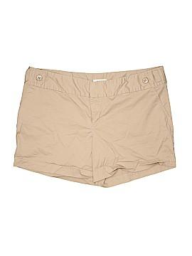 Merona Khaki Shorts Size 26 (Plus)