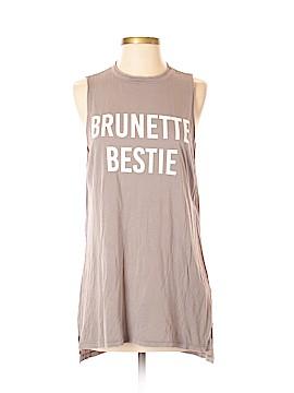 Mumu Mellow Sleeveless T-Shirt Size XS