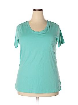 LOGO Short Sleeve T-Shirt Size 1X (Plus)