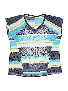 Style&Co Sport Short Sleeve T-Shirt Size XL
