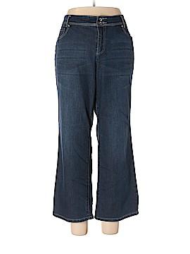 Signature Jeans Size 16 (Petite)