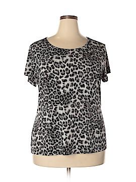 Van Heusen Short Sleeve Top Size XXL