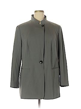 Lafayette 148 New York Wool Blazer Size 16