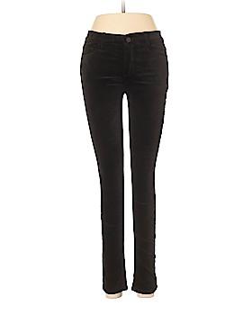 Joe's Jeans Velour Pants 25 Waist
