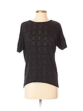 Miss Selfridge Short Sleeve T-Shirt Size 0